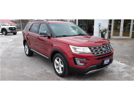 2016 Ford Explorer XLT (Stk: P0511) in Bobcaygeon - Image 1 of 25