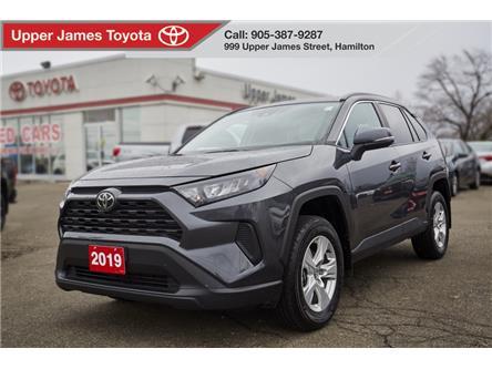 2019 Toyota RAV4 LE (Stk: 84728) in Hamilton - Image 1 of 21