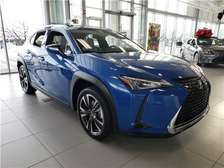 2020 Lexus UX 250h Base (Stk: L20213) in Calgary - Image 1 of 6