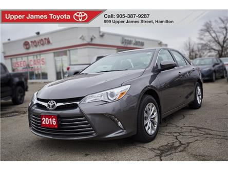 2016 Toyota Camry LE (Stk: 24699) in Hamilton - Image 1 of 18