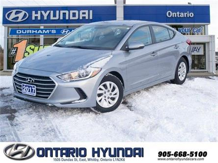 2017 Hyundai Elantra LE (Stk: 58817K) in Whitby - Image 1 of 17