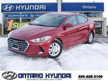 2017 Hyundai Elantra LE (Stk: 95188K) in Whitby - Image 1 of 17