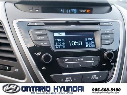 2015 Hyundai Elantra GL (Stk: 01676K) in Whitby - Image 2 of 17