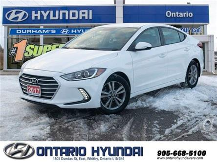 2017 Hyundai Elantra GL (Stk: 99985K) in Whitby - Image 1 of 19