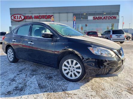 2019 Nissan Sentra 1.8 S (Stk: P4630) in Saskatoon - Image 1 of 29