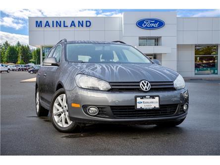 2013 Volkswagen Golf 2.0 TDI Comfortline (Stk: P2672) in Vancouver - Image 1 of 23