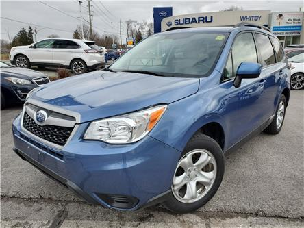 2016 Subaru Forester 2.5i (Stk: 20S217A) in Whitby - Image 1 of 24