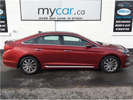 2016 Hyundai Sonata Sport Tech (Stk: 191769) in North Bay - Image 2 of 21