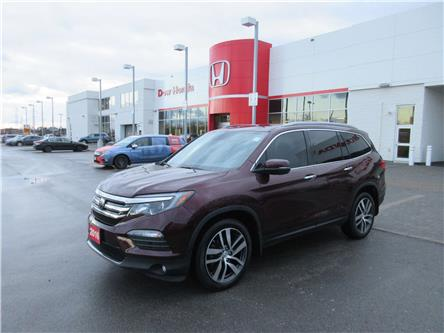 2016 Honda Pilot Touring (Stk: 27985L) in Ottawa - Image 1 of 26