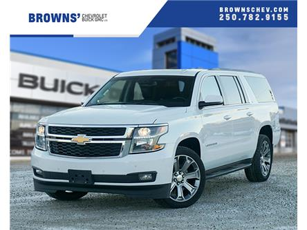 2018 Chevrolet Suburban LT (Stk: 4285A) in Dawson Creek - Image 1 of 17
