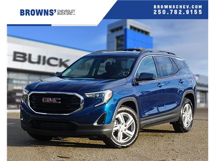 2020 GMC Terrain SLE (Stk: T20-867) in Dawson Creek - Image 1 of 16