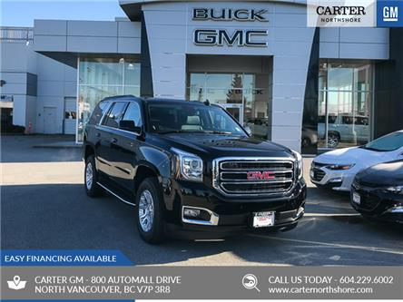 2020 GMC Yukon SLT (Stk: Y57980) in North Vancouver - Image 1 of 14