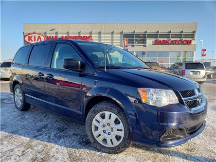 2017 Dodge Grand Caravan CVP/SXT (Stk: P4631) in Saskatoon - Image 1 of 30