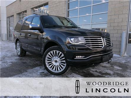 2017 Lincoln Navigator Select (Stk: K-2705A) in Calgary - Image 1 of 22
