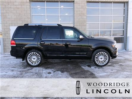 2017 Lincoln Navigator Select (Stk: K-2705A) in Calgary - Image 2 of 22