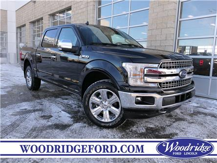 2018 Ford F-150 Lariat (Stk: K-2879A) in Calgary - Image 1 of 20