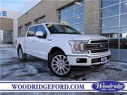 2019 Ford F-150 Limited (Stk: L-322A) in Calgary - Image 1 of 20