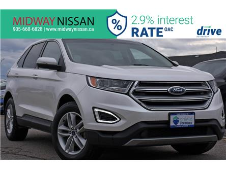 2017 Ford Edge SEL (Stk: U1946) in Whitby - Image 1 of 34