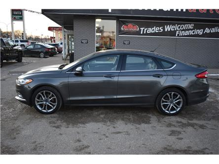 2017 Ford Fusion SE (Stk: PP524) in Saskatoon - Image 1 of 22