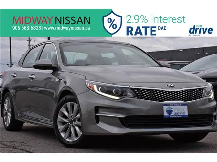 2017 Kia Optima EX Tech (Stk: KN150436A) in Whitby - Image 1 of 39