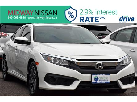 2017 Honda Civic EX (Stk: LC742518A) in Whitby - Image 1 of 27
