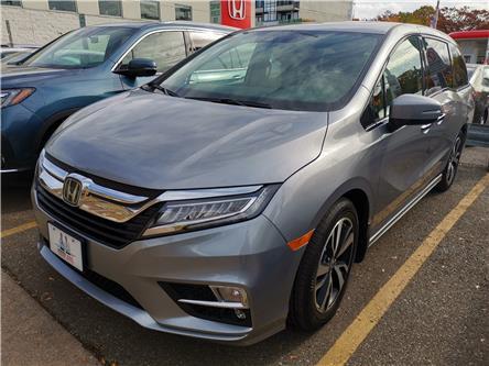 2019 Honda Odyssey Touring (Stk: 1901650) in Toronto - Image 1 of 6
