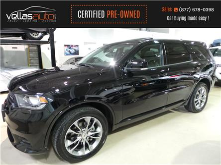 2019 Dodge Durango GT (Stk: NP1859) in Vaughan - Image 1 of 30