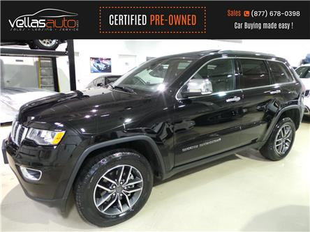 2019 Jeep Grand Cherokee Limited (Stk: NP9283) in Vaughan - Image 1 of 28