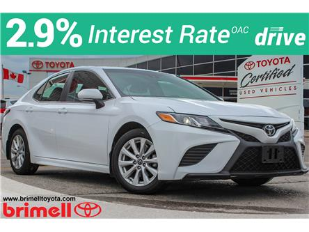 2018 Toyota Camry SE (Stk: 10159) in Scarborough - Image 1 of 23