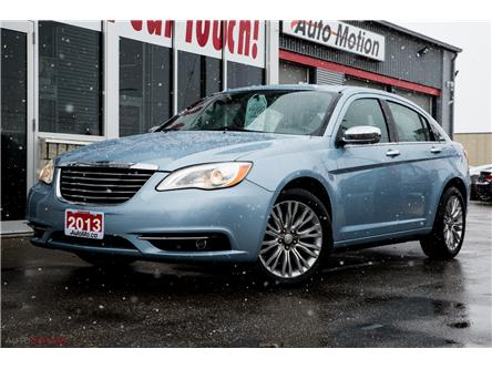 2013 Chrysler 200 Limited (Stk: 191360) in Chatham - Image 1 of 27