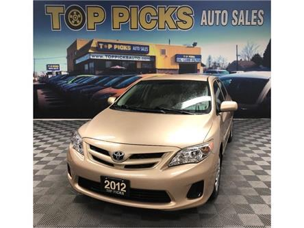 2012 Toyota Corolla CE (Stk: 818524) in NORTH BAY - Image 1 of 21