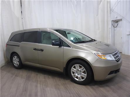 2011 Honda Odyssey LX (Stk: 19120407) in Calgary - Image 1 of 30