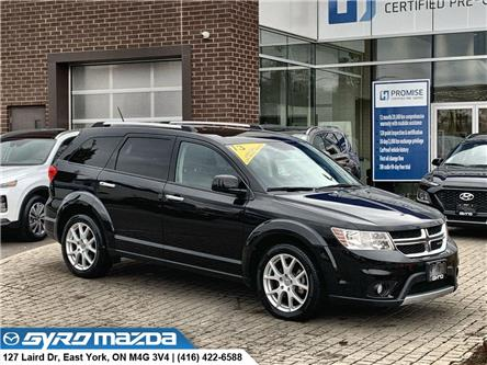 2013 Dodge Journey R/T (Stk: 29221A) in East York - Image 1 of 29