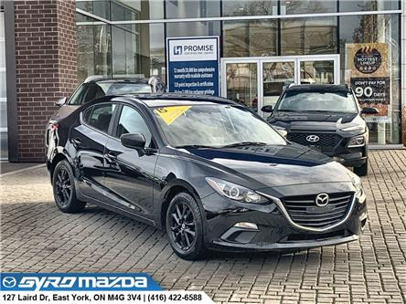 2015 Mazda Mazda3 GS (Stk: 29190) in East York - Image 1 of 27