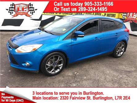 2013 Ford Focus SE (Stk: 48202A) in Burlington - Image 1 of 23