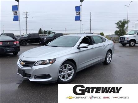 2014 Chevrolet Impala LT|MyLink w/Bluetooth|Remote Start|Rear Park AssI (Stk: 105745A) in BRAMPTON - Image 1 of 19