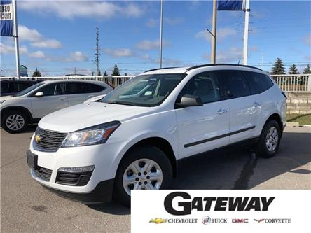 2017 Chevrolet Traverse LS|8-PASSENGER|BLUETOOTH|REAR CAMERA| (Stk: 165353A) in BRAMPTON - Image 1 of 20
