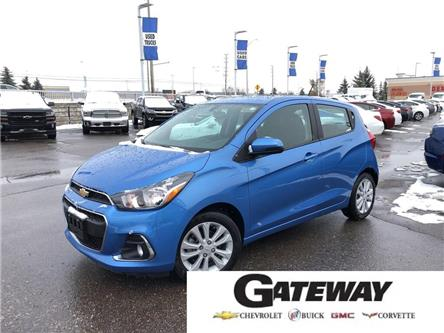 2017 Chevrolet Spark Auto |Alloys|B/Up Cam|Wifi Hotspot| (Stk: PL18930) in BRAMPTON - Image 1 of 20