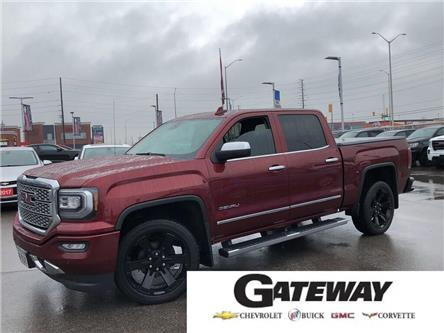 2017 GMC Sierra 1500 Denali|NAV|SUNROOF|VENTED SEATS| (Stk: 152879) in BRAMPTON - Image 1 of 20