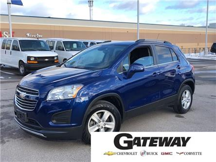 2016 Chevrolet Trax LT (Stk: 223328A) in BRAMPTON - Image 1 of 20