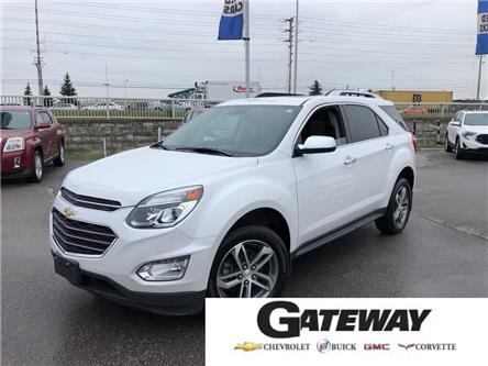 2017 Chevrolet Equinox Premier|SUNROOF|HEATED SEATS|LEATHER| (Stk: 233009A) in BRAMPTON - Image 1 of 21