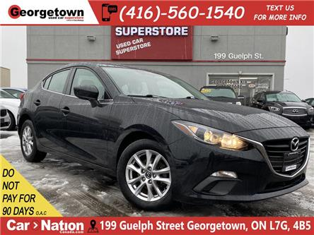 2014 Mazda Mazda3 GS-SKY | MANUAL | BACK UP CAM | HEATED SEATS | (Stk: P12809) in Georgetown - Image 1 of 32
