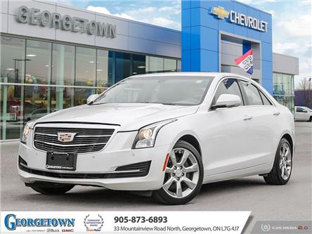 2015 Cadillac ATS 2.0L Turbo Luxury (Stk: 30535) in Georgetown - Image 1 of 27