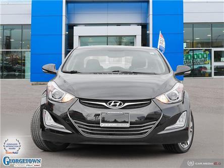 2014 Hyundai Elantra Limited (Stk: 30510) in Georgetown - Image 2 of 27