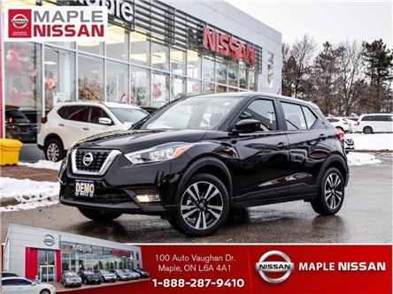 2019 Nissan Kicks SV|Alloys|Backup Camera|Heated Seats|Apple CarPlay (Stk: M19K014) in Maple - Image 1 of 24