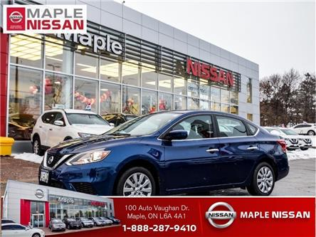 2019 Nissan Sentra SV (Stk: M191021) in Maple - Image 1 of 22
