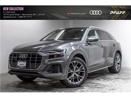 2019 Audi Q8 55 Technik (Stk: A12747) in Newmarket - Image 1 of 22