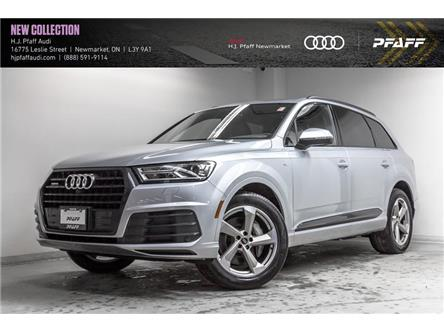 2019 Audi Q7 55 Progressiv (Stk: A12819) in Newmarket - Image 1 of 22