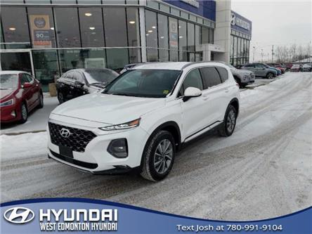 2019 Hyundai Santa Fe Preferred 2.4 (Stk: E4831) in Edmonton - Image 2 of 25
