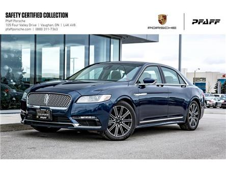 2017 Lincoln Continental Reserve (Stk: U8269A) in Vaughan - Image 1 of 22